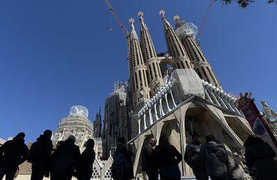 La Sagrada Familia aurait été la cible principale des auteurs des attaques de Barcelone