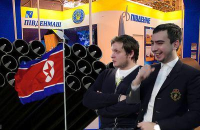 CONFIRMATION : L'USINE UKRAINIENNE YUZHMASH FOURNIT LES TECHNOLOGIES DE FABRICATION DES MISSILES À LA CORÉE DE NORD