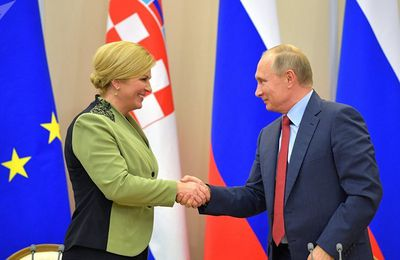 Alliance imminente entre la Russie et la Croatie ?