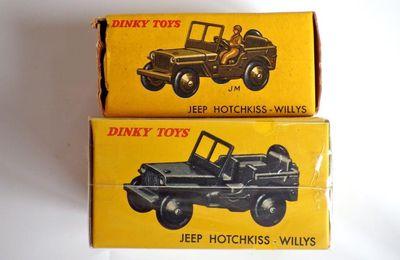 Jeep Atlas contre Jeep Dinky (par Jérôme Hadacek)