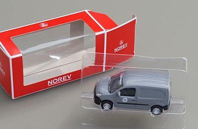 Renault Kangoo Mission Vigipirate de chez Norev-Toys (Echelle 3 Inches)