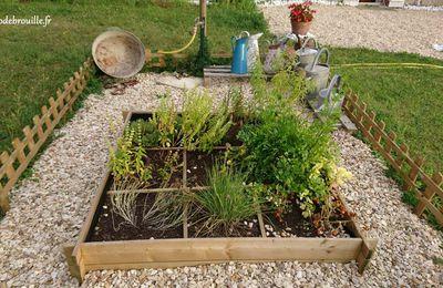 Mon jardin d'aromates