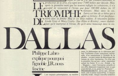 Le Triomphe de Dallas