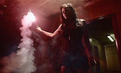 "BLOOD DRIVE  saison 1 épisode 3: ""steel city nightfall"""