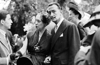 DALI AND SCHIAPARELLI, 'IN DARING FASHION' EXHIBITION OPENS OCT 18 AT DALI MUSEUM, USA