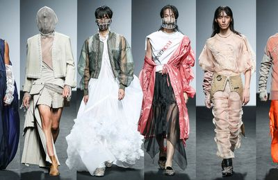 BLINDNESS SPRING SUMMER 2018 / SEOUL FASHION WEEK