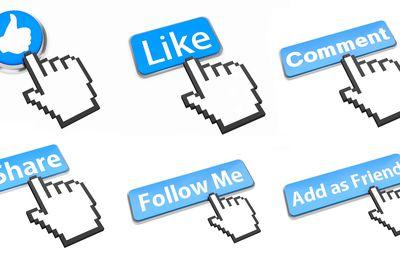 Le taux d'engagement sur une page Facebook