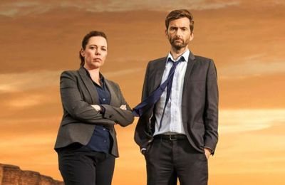 BROADCHURCH Saison 3 dès le lundi 23 octobre 2017 sur France 2 et en replay