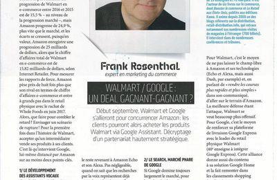 Dans les médias (3) : E-commerce Magazine : tribune Walmart/Google