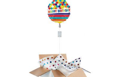 Boite à Waouh : La carte d'anniversaire la plus gonflée !