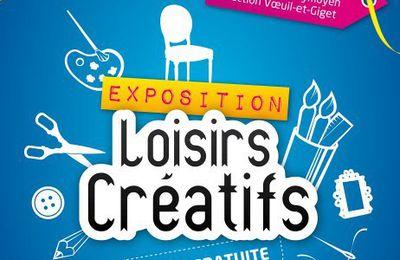 Expo loisirs créatifs à Clairgon