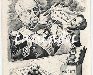 16 Mai 1877 : une crise politique dans une jeune République