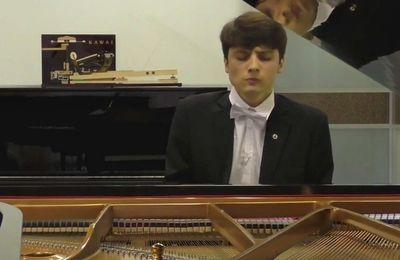 Николай Кузнецов  pianist Nikolai Kuznetsov Août 2017.