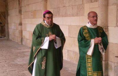 """le diocèse de Luçon dit ' au revoir """" à son évêque"""