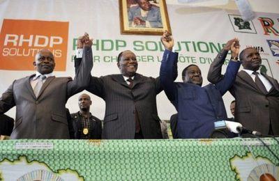 Réconciliation nationale: L'impassepour cause de candidature déclarée?