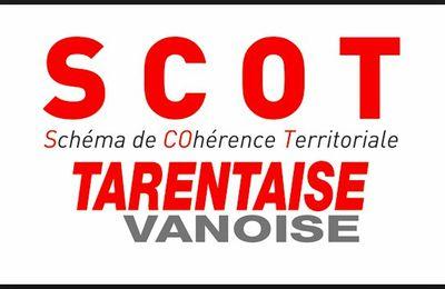 Rapport du commissaire enquêteur sur le SCOT Vanoise Tarentaise
