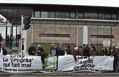 Rassemblement STOP LINKY: mercredi 22 mars 2017 à Bayonne