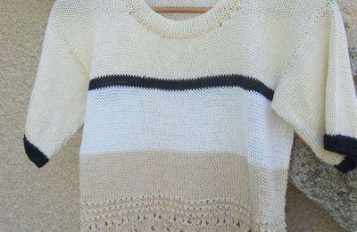Encore du tricot...