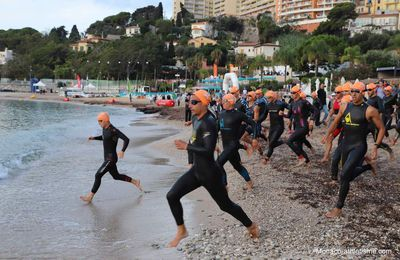 photos triathlon cap d ail 2017