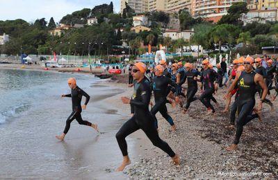 photos ET CLASSEMENTS  triathlon cap d ail 2017