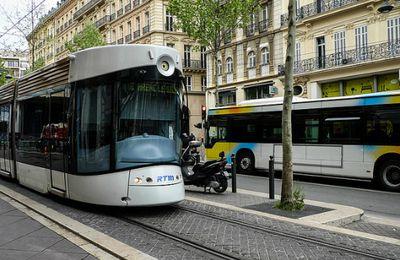 Demande d'accès des vélos dans les tramways de Marseille et Aubagne ...
