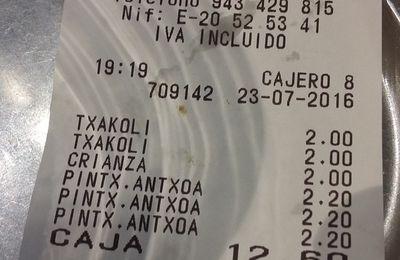Le quantum dans les bars à tapas de Donostia