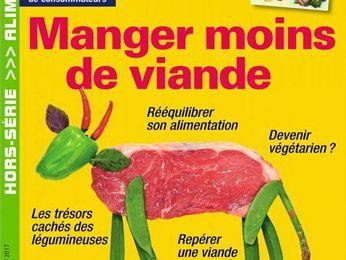 Actualité végétarienne mai-juin 2017