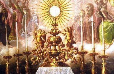 Litanies du Saint-Sacrement