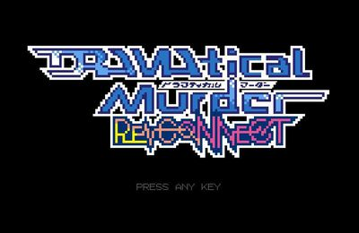 DRAMAtical Murder re:connect - Only finally there is the (free) end