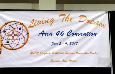 USA : CONVENTION 2017 AREA 46