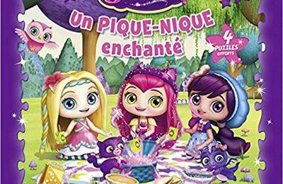 Les Mini-Sorcières : Un pique-nique enchanté (livre puzzle)