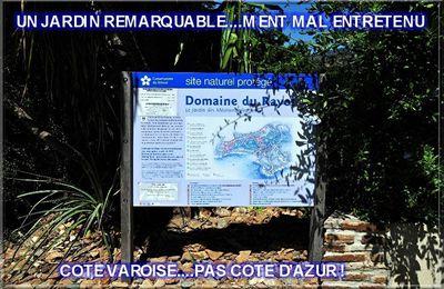 LE DOMAINE DU RAYOL LA PHILOSOPHIE DE L'ABANDON