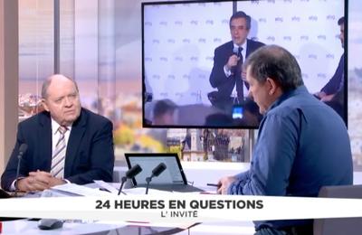 """Mon passage dans l'émission """"24h en questions"""" sur LCI"""