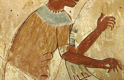 DE LA MUSIQUE ÉGYPTIENNE ANTIQUE - 9. VENTRIPOTENCE ET CÉCITÉ DES HARPISTES : STÉRÉOTYPES OU RÉALITÉS PHYSIQUES ?