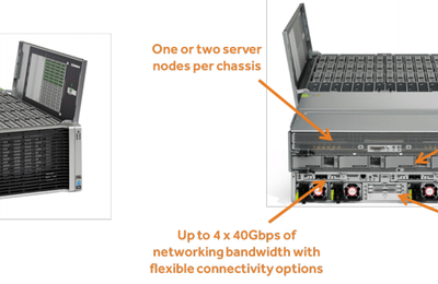 New Cisco UCS S3260 Storage Server: A Dense and Powerful Server for Scale-out Storage