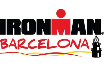 Patrice Robard à l'Ironman de Barcelone le 2 octobre 2016
