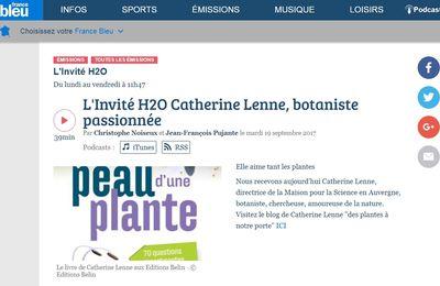 Mais qui est donc Catherine Lenne ?