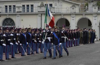 """Milano:gli allievi della""""Teuliè""""hanno giurato,tra loro anche 10 pugliesi"""