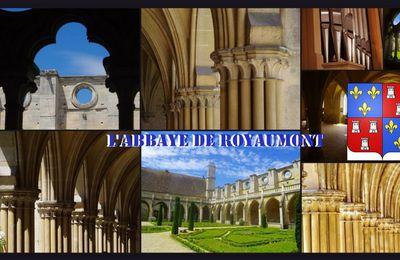 Une visite à l'abbaye de Royaumont