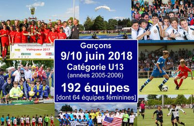 Tournoi International de Guerlédan 2018