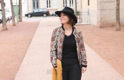 Défis look #49 La vie en couleur avec Babou