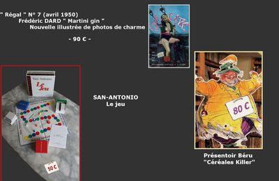 San-Antonio spécial Collectionneurs
