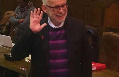 Patrick Erath : nouveau membre PS du Conseil municipal