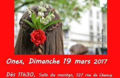 Le programme de la 3ème fête du printemps