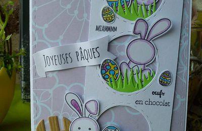 Dernière série de cartes de Pâques par Athéna