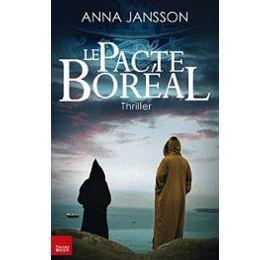 Coup de coeur : Le pacte boréal, de Anna Jansson...