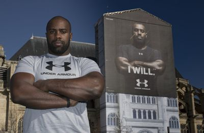 Sponsoring : Teddy Riner avec Under Armour en France