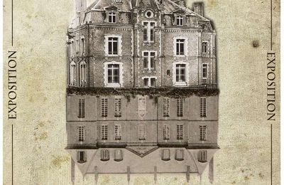 """Exposition """"la vie de châteaux"""" se poursuit à Romilly sur Andelle en juin 2017"""