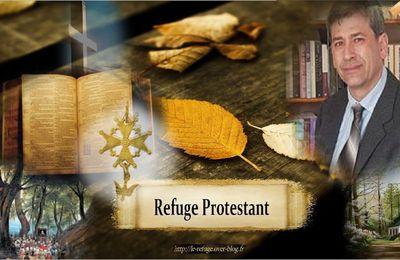 Sauvés par Grâce par le pasteur Protestant Réformé Eric Kayayan,