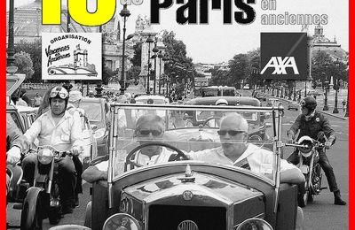 La Traversée de PARIS Estivale